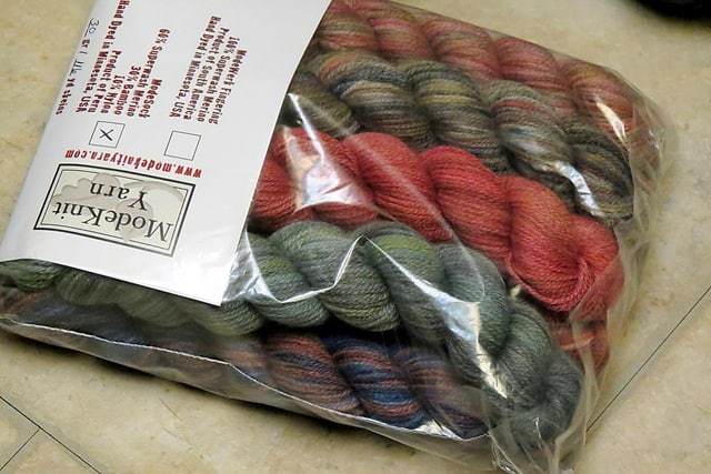 The Knitting Dead- 8 30g skeins