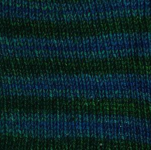 Lyanna Blue Stripes