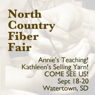 North Country Fiber Show
