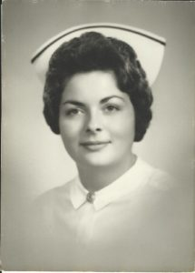 My mother MaryAnne when she was 21